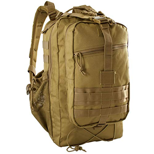 Red Rock Outdoor Gear Summit Backpack (Coyote)