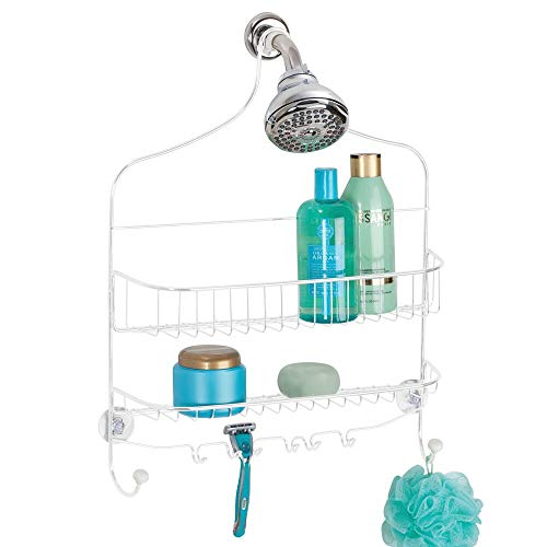 Product Image of the mDesign Rustproof Shower Caddy