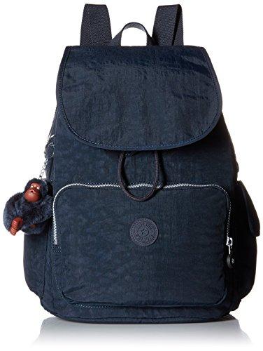 Kipling Women's City Pack Backpack, True Blue, One Size