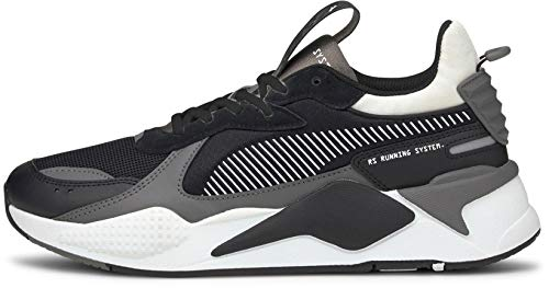 PUMA RS-X Mix, Zapatillas Unisex Adulto, Black Castlerock, 42 EU