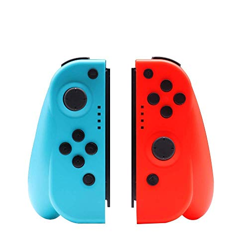 Wireless Pro Controller compatibel met Nintendo Switch Joy-Con console Gyro Axis Gaming Gamepad, mobiele gamecontroller iLinks rechts Joy-Conction Bluetooth gamepad voor NS Switch console