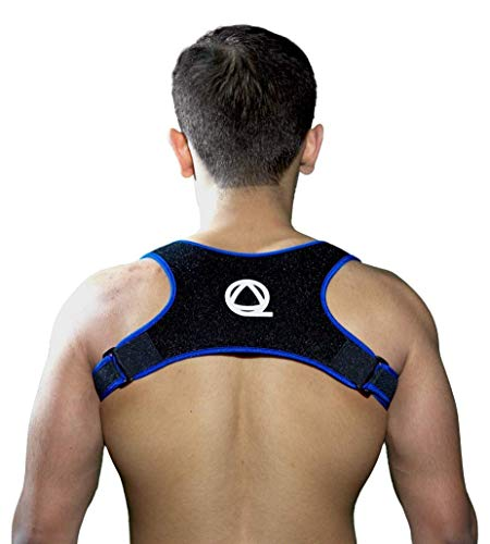 Qualid Posture Corrector with Invisible Under Clothes