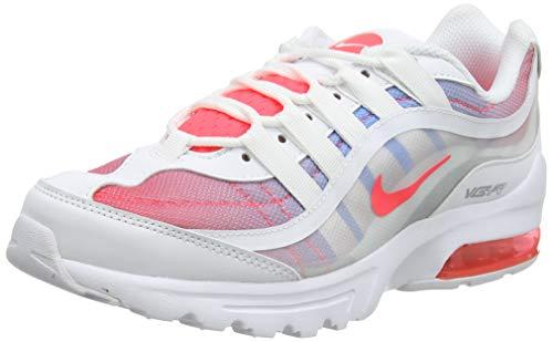 Nike Air MAX Vg-R, Zapatillas Mujer, White Flash Crimson Blue Fury, 36.5 EU