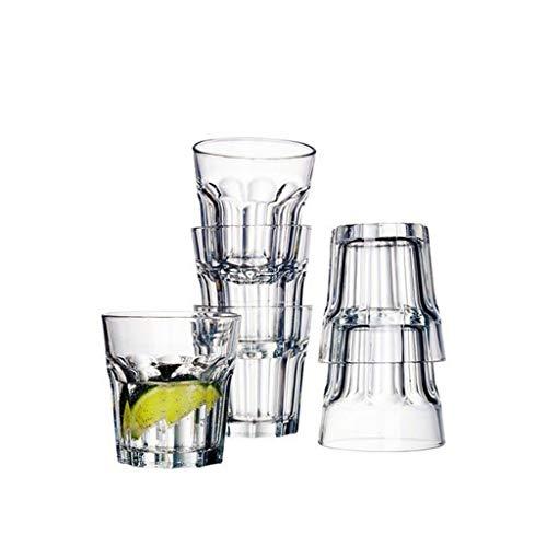 Originele Verpakking Cup Kleine Bier Glas Wijn Glas 180 Ml 6 Een Doos Bar Koffie Shop Met 6 Sets