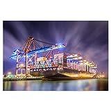 artboxONE Poster 30x20 cm Städte Al Zubara hochwertiger