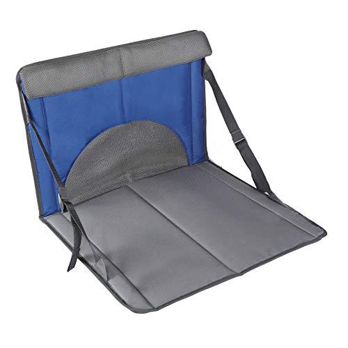 EVER ADVANCED Folding Stadium Seat Cushion Lightweight Stadium Seats for Bleachers and Camp Outdoor