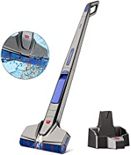 JASHEN M12 Electric Mop, Cordless Rechargeable Electric Mop,Cordless Floor Cleaner with Sprayer, Electric Floor Mop for Hard Floors & Tile, Powerful Cleaner and Hardwood Floor Cleaner Machine