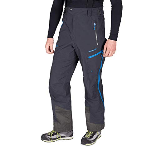 Trangoworld Trx2 Shell Pro Pant. Long, Homme XL Noir/Noir