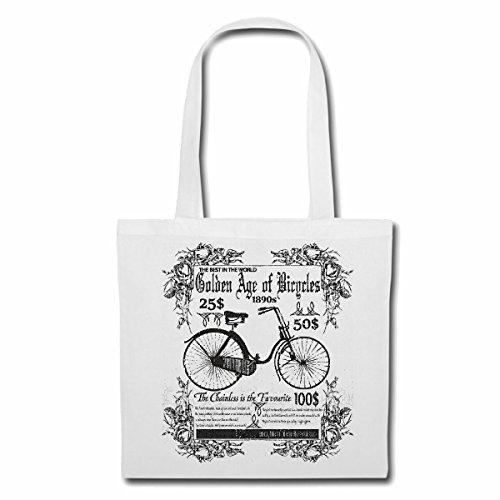 Tasche Umhängetasche Damen Fahrrad Holland Rad FAHRRADFAHREN FAHRRADSATTEL Vintage Fahrrad Mountainbike FAHRRADREPARATUR RADRENNSPORT FAHRRADTOUR BIKESHIRT Ride Einkaufstasche Schulbeutel Turnbeute