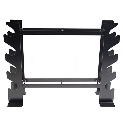 CAP Barbell Dumbbell and Accessories Rack