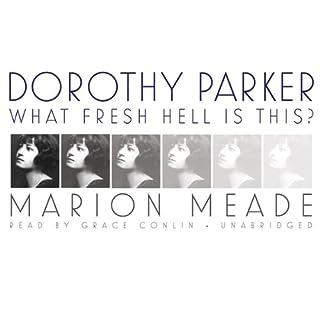 Dorothy Parker cover art