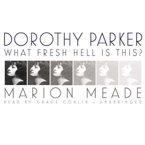 Dorothy Parker audiobook cover art