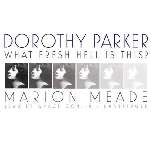 Dorothy Parker copertina