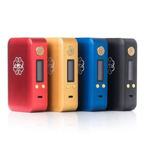 DotMod dotBox 200W Farbe Gold E-Zigarette Mod