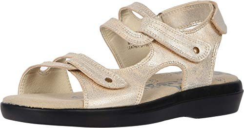 Propet Marina Women's Adjustable Strap Sandal Canderal Ginger - 8.5 Medium