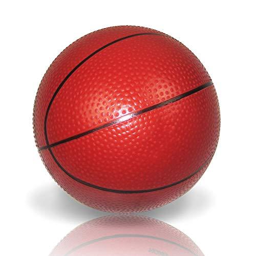 Pelota de Baloncesto Mini Baloncesto De Goma De 16 Cm, Al Aire Libre, Interior, Entretenimiento para Niños, Juego De Baloncesto, Pelota De Goma Suave Niños