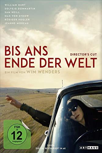 Bis ans Ende der Welt (Director's Cut, Digital Remastered, 3 Discs) [Alemania] [DVD]