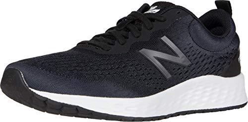 New Balance Women's Fresh Foam Arishi V3 Black/White Running Shoe 6.5 M US