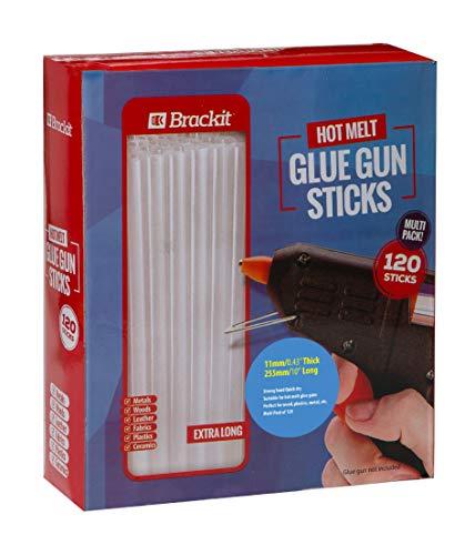 Paquete recambio barras pegamento caliente para pistola  Paquete