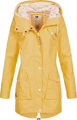 Clancy Jacke Größe: L Farbe: Yellow
