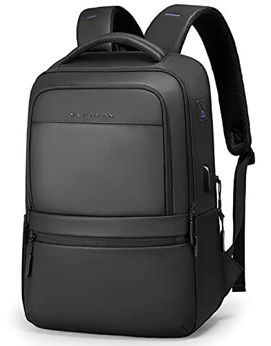"MARK RYDEN Mochila para computadora portátil Mochila escolar apta para computadora portátil de 15.6 "", mochila de viaje informal de negocios con puerto USB"