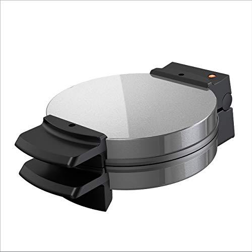 BLACK+DECKER Belgian Waffle Maker, Stainless Steel, WMB500 (Renewed)