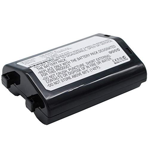 subtel Batería Premium Compatible con Nikon F6, D3 D3X D3s, D2 D2Xs D2X D2Hs D2H...