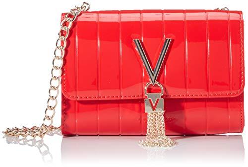 Mario Valentino Valentino by Bongo, Esquel. para Mujer, Rojo (Rosso), 4x11.5x17 centimeters (B x H x T)