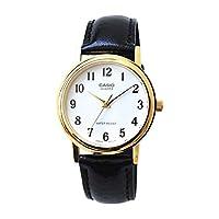 CASIO カシオ MTP-1095Q-7A MTP1095Q-7A ベーシック アナログ シルバーダイアル メンズウォッチ 腕時計 [並行輸入品]