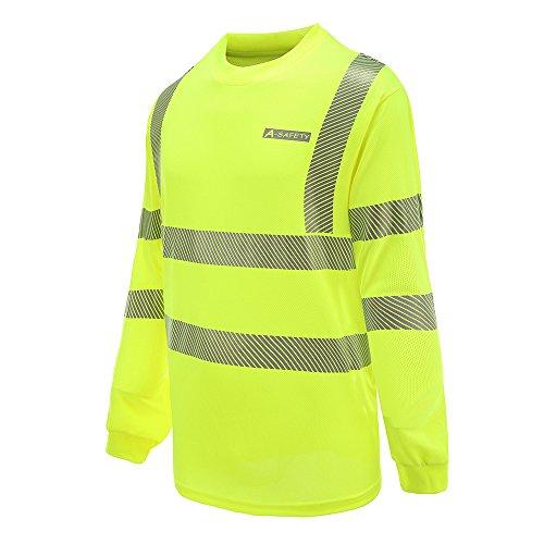 AYKRM Camisetas de Alta Visibilidad