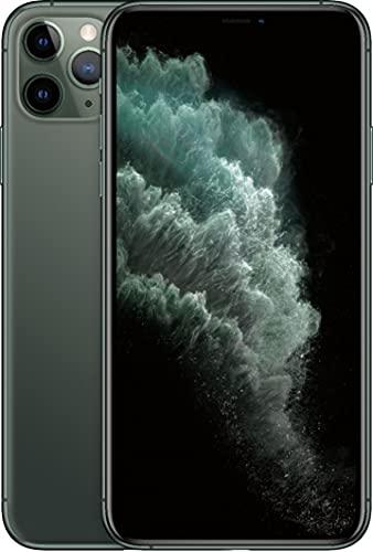 Apple iPhone 11 Pro, 256GB, Midnight Green - Unlocked (Renewed Premium)