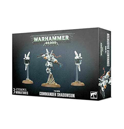 Unbekannt Games Workshop Warhammer 40,000: T'au Empire: Commander Shadowsun