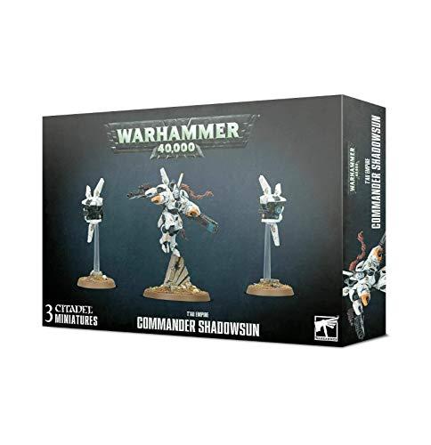 Games Workshop Warhammer 40,000: T'au Empire: Commander Shadowsun