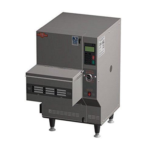 Perfect Fry PFA570-240 2.75 Gallon Oil Capacity 240v Countertop Ventless Deep Fryer