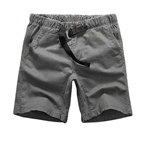 Casual Shorts Summer Shorts ademend katoen Comfort Shorts Outdoor Adventure shorts Hippe Shorts Comfortabel (Color : ArmyGreen, Size : XXL)