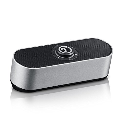 Teufel BAMSTER PRO Silber Streaming Bluetooth Wireless Musik BT WiFi