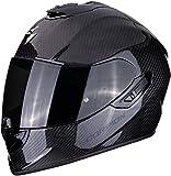 Scorpion 14-261-100-05 Motorradhelm Exo 1400 Air Carbon Solid Auto & Motorrad › Motorräder, Ersatzteile & Zubehör › Schutzkleidung › Helme › Integralhelme L Noir