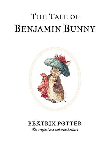 The Tale of Benjamin Bunny (Peter Rabbit)の詳細を見る
