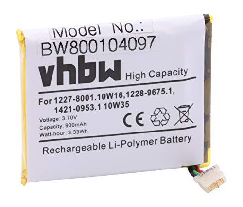 Batería polímero de Litio 900mAh para Sony-Ericsson E10i & Xperia X10 Mini...