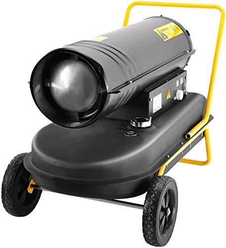 MGWA-Heizung 30kw / 103.000btu Industrial Keprosen Diesel Paraffinraum für Werkstattlager Garage - tragbar mit eingebautem Thermostat und automatischer Überhitzung