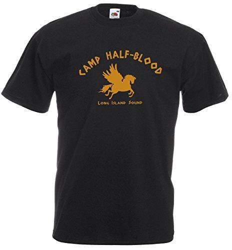 Unknown - T-shirt - Homme - Noir - Medium