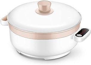 QIXIAOCYB Hot Hot Pot Electrique Pot Hot Hot Maison Multi Fonction Electrique Hot Pot, Wok Electrique Intégré, Technologie...