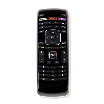 XRT112 Replacement Remote fit for Vizio TV E322AR E390-B1E E422AR E552VL E65-C3 E320i-A0 E420i-A0 E470i-A0 E500i-A0 E550i-A0 E552VLE E422VLE E471VLE E472VLE E371VL E321VL E3D320VX E550I-B2 E231I-B1