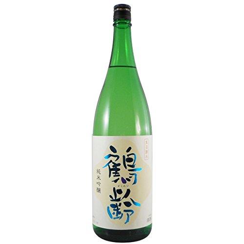 新潟県 青木酒造 鶴齢 (かくれい) 純米吟醸 火入れ 1800ml 越淡麗