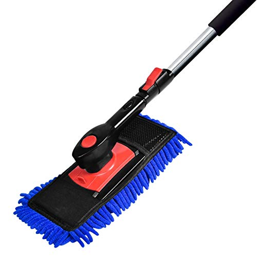 SFLRW Auto Cleaning Tools Kit, Car Wash Tools Kit voor Auto Keuken Schoonmaken