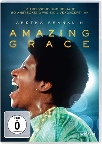 Aretha Franklin: Amazing Grace (OmU)