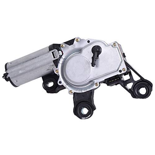 Bapmic 6Q6955711 Hinten Wischermotor Scheibenwischermotor für Polo 9N 9A2 9A4 9N2
