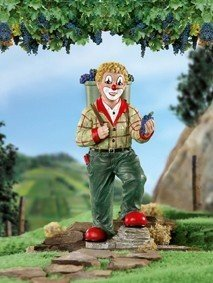 Gilde Clown 10162 Weinlese