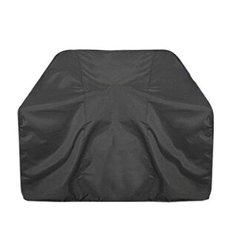 Housse de protection imperméable, anti-poussière et respirant pour barbecue, noir, 100 x 60 x 150 cm, Taille L