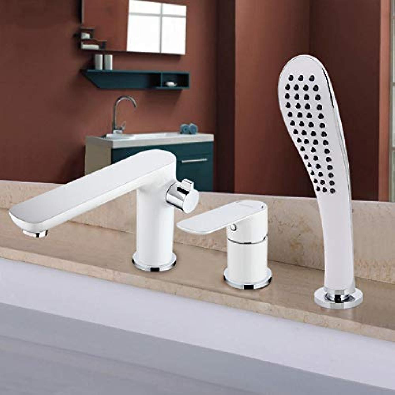 Ayhuir Badewanne Wasserhahn Bad Dusche Wasserhahn Wasserfall Wand Dusche Bad Set Bad Dusche Armatur Wannenmischer